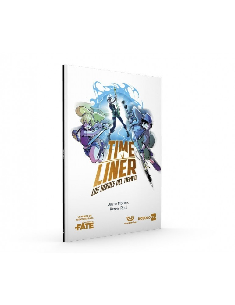 Time Liner + Copia Digital