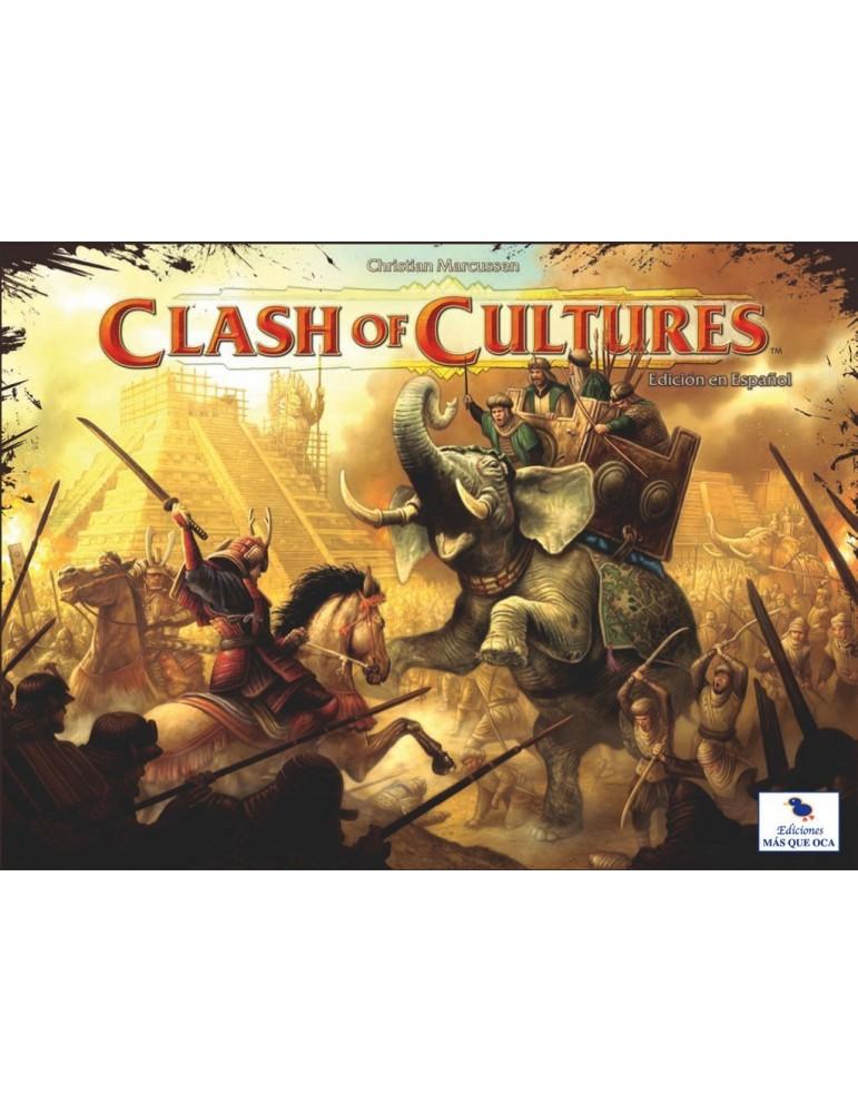 Clash of Cultures (Castellano)
