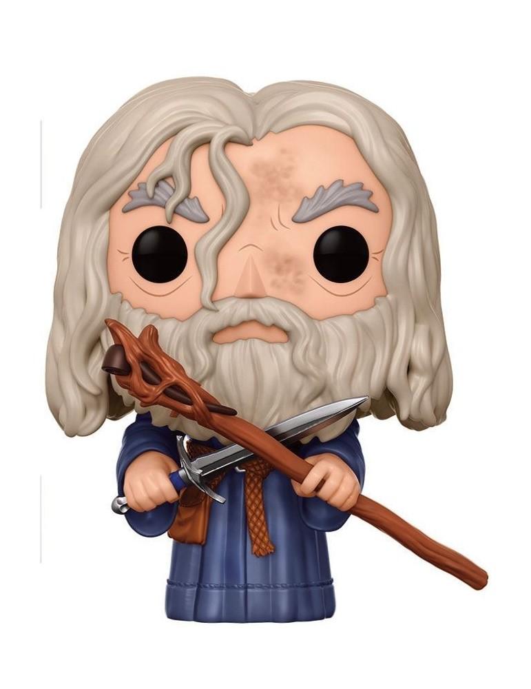 Figura Pop El Señor de los Anillos Gandalf 9 cm