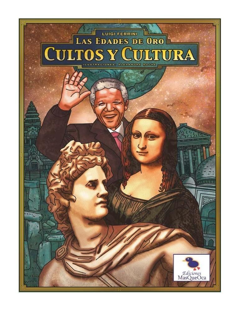 Las Edades de Oro: Cultos y Cultura (Castellano)