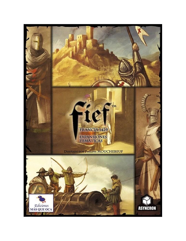 Fief: Francia 1429 - Expansiones Temáticas (Castellano)