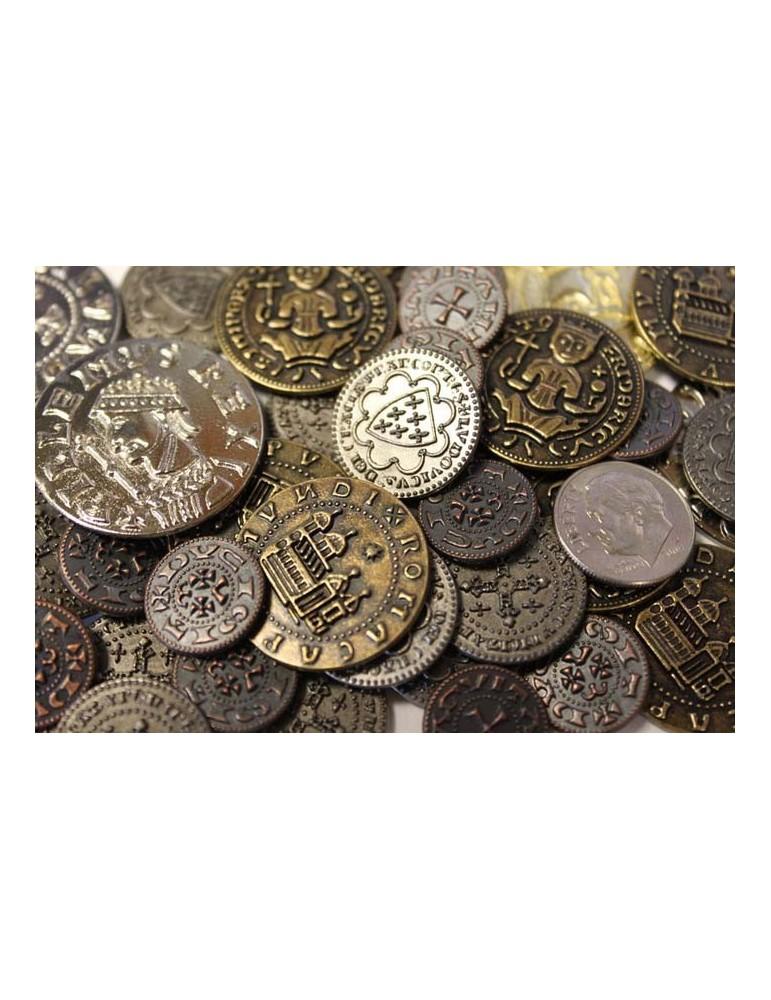 Fief: Francia 1429 - Expansiones Monedas Medievales (Castellano)