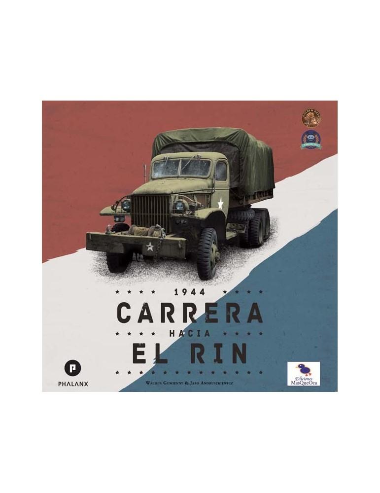1944: Carrera hacia el Rin (Castellano)