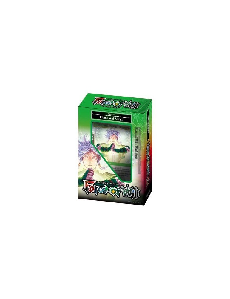 Force of Will: Wind Starter Deck - Elemental Surge