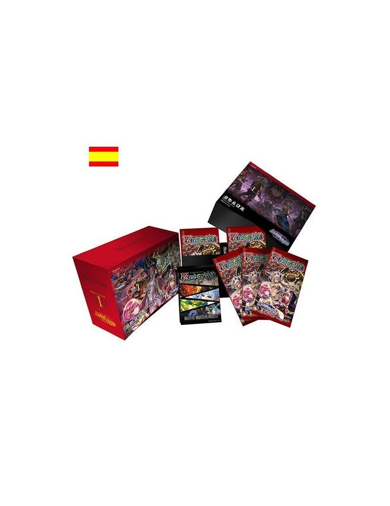 Force of Will: Noches Remotas - Caja de 36 sobres (Castellano)