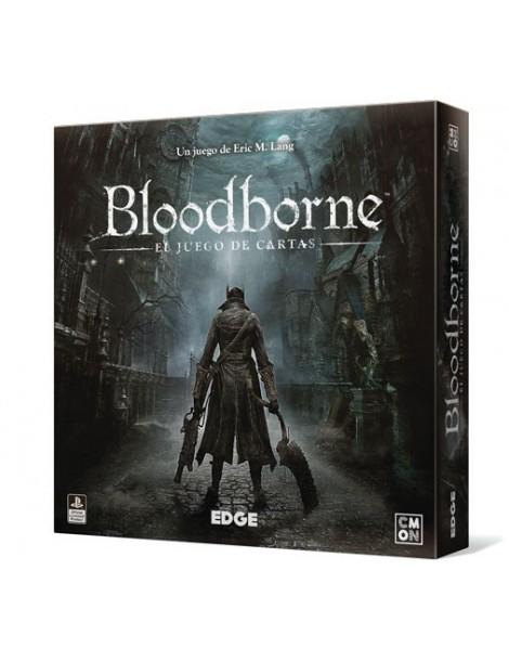 Bloodborne: El juego de cartas (Castellano)