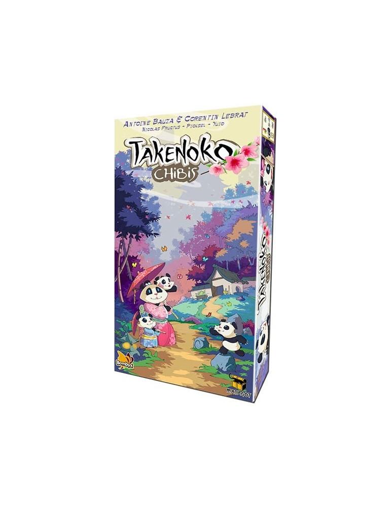 Takenoko: Chibis (Inglés)