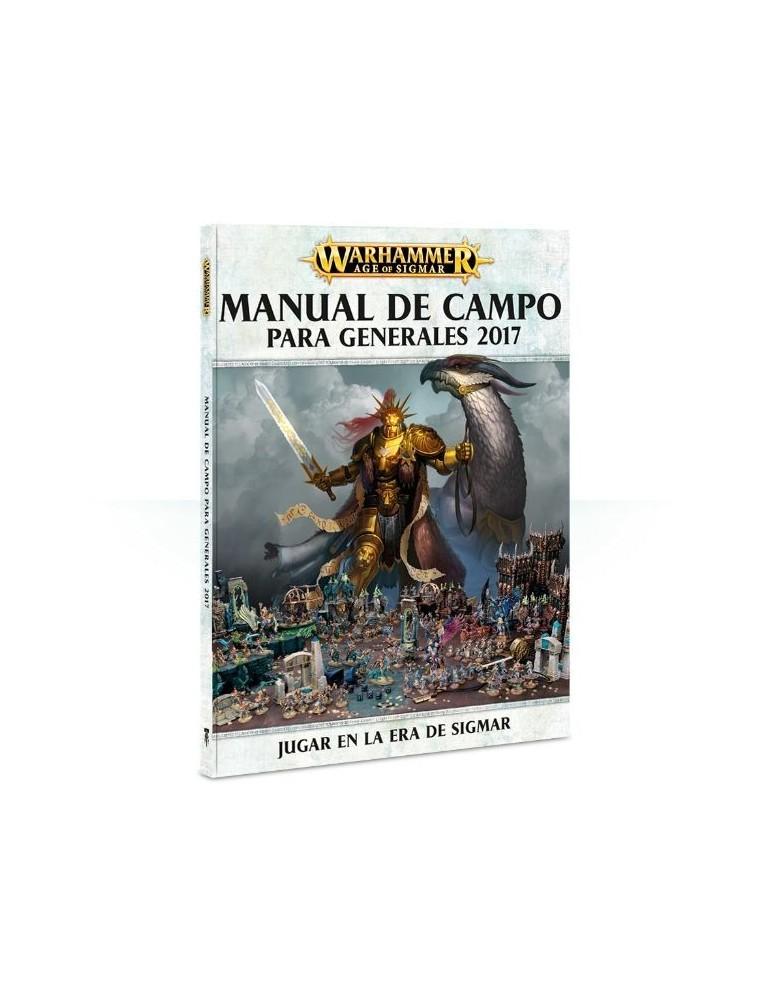 Warhammer Age of Sigmar: Manual de campo para generales 2017