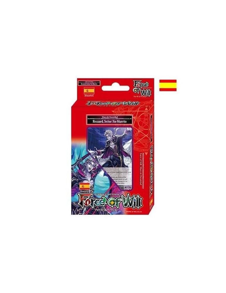 Force of Will: Pack de Inicio - Rezzard, el Señor No Muerto