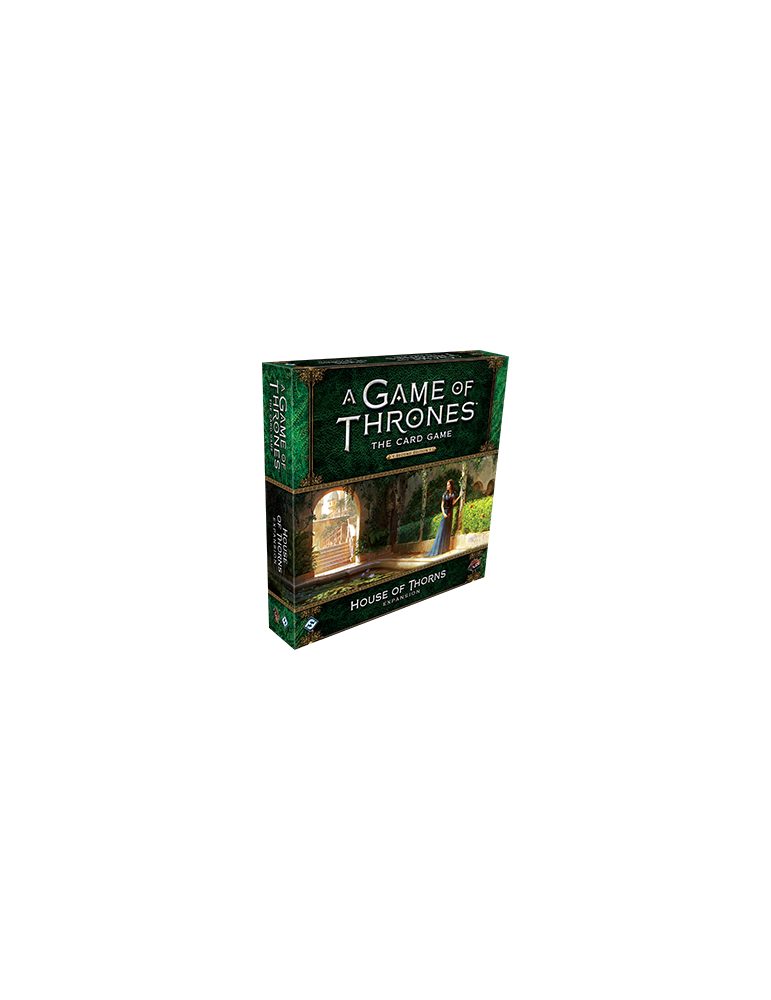 A Game of Thrones: The Card Game Second Edition - House of Thorns (Inglés)