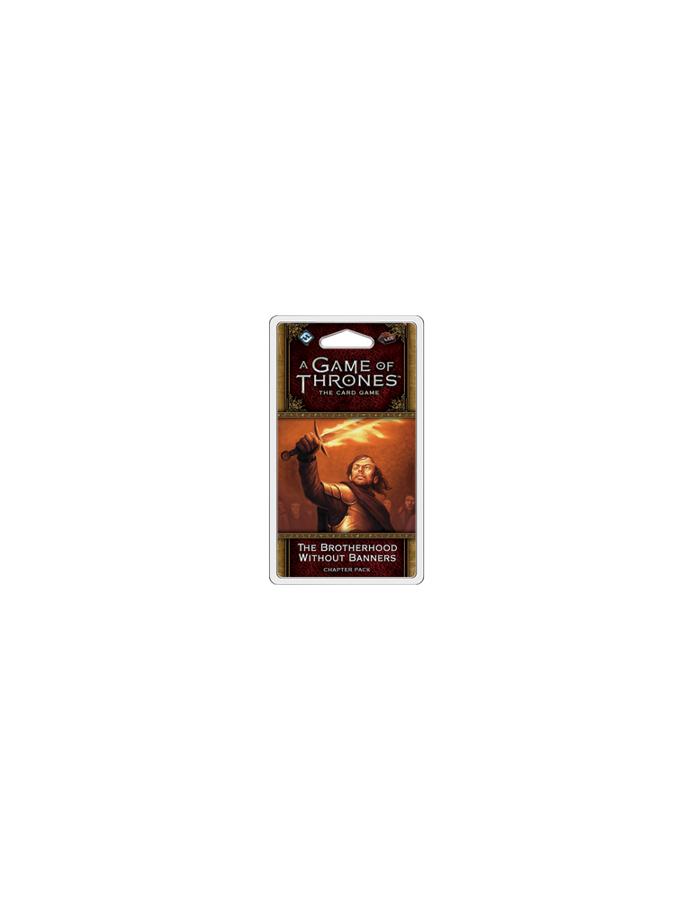 A Game of Thrones: The Card Game Second Edition - The Brotherhood Without Banners (Inglés)