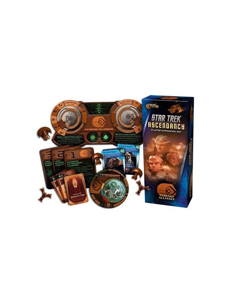 Star Trek: Ascendancy - Ferengi Alliance