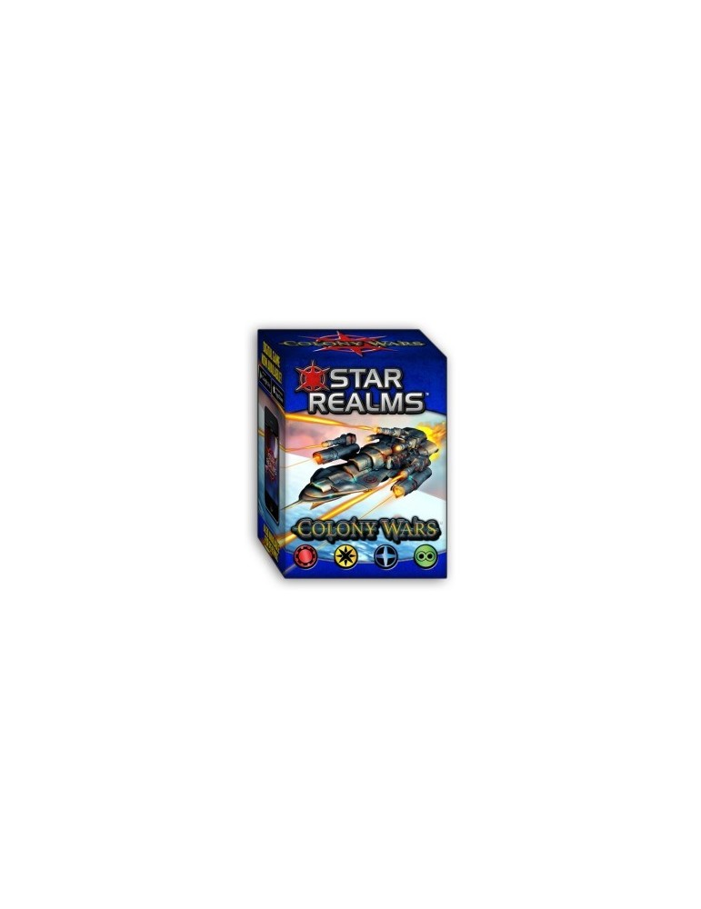 Star Realms: Colony Wars (Inglés)