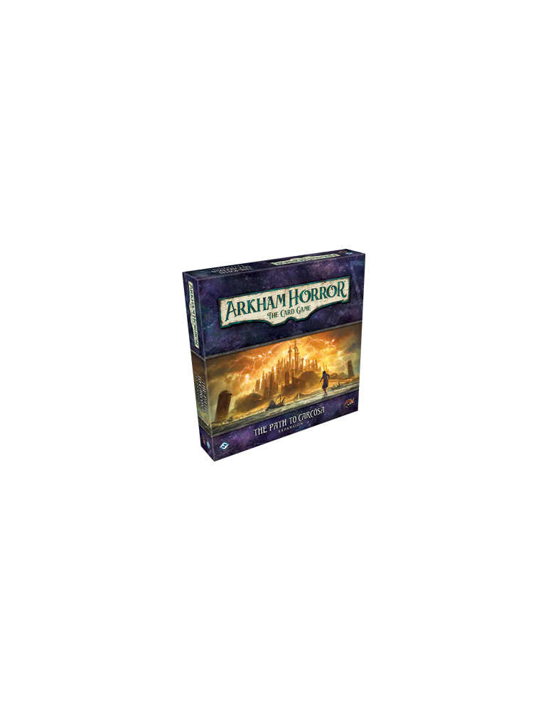 Arkham Horror: The Card Game - The Path to Carcosa (Inglés)