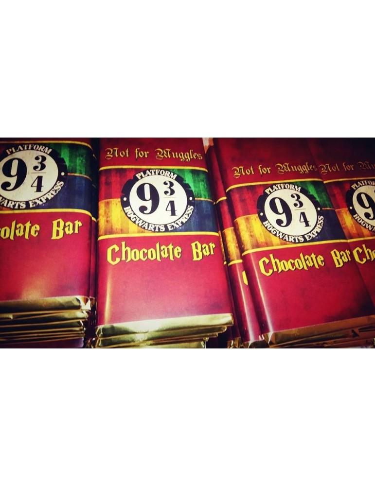 Harry Potter Tableta Chocolate Hogwarts Express