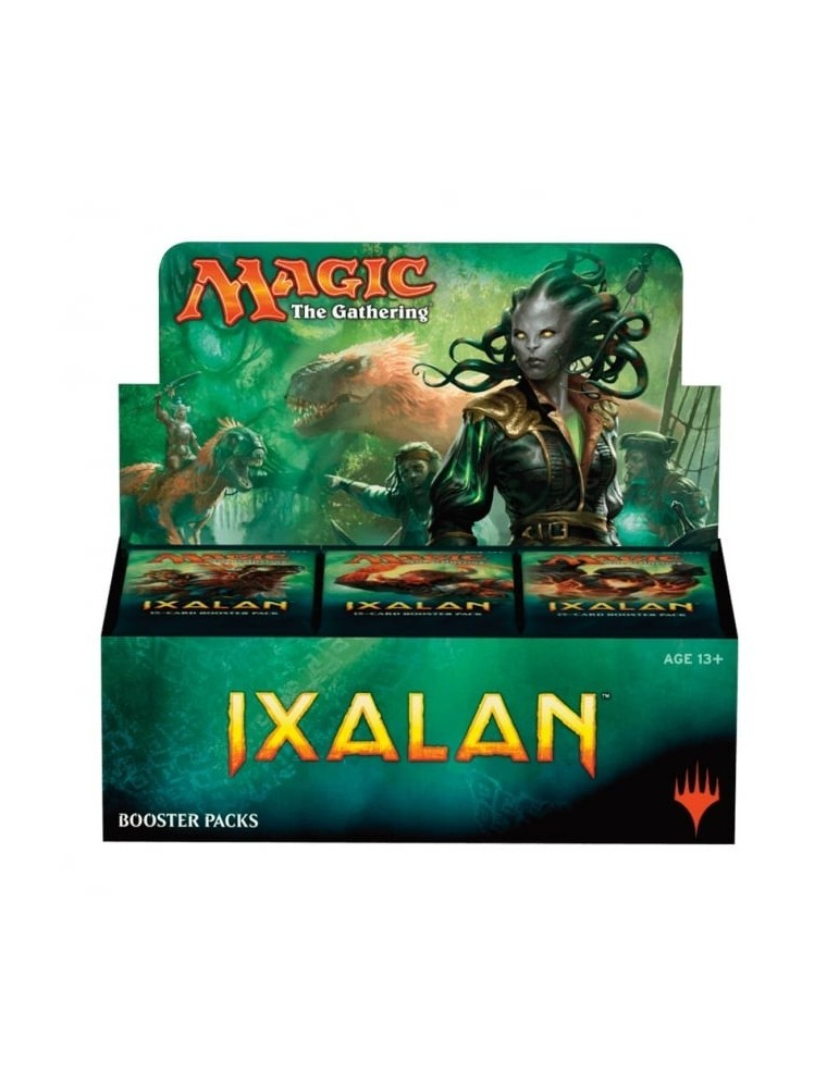Magic: Ixalan - Display de 36 sobres