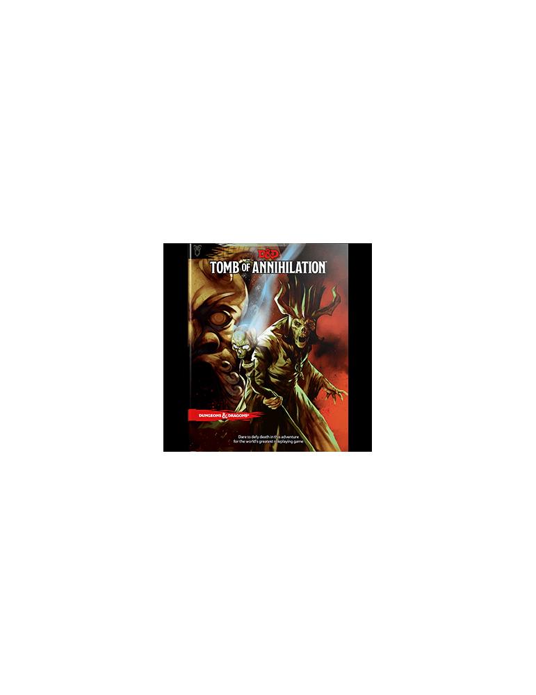 D&D: Tomb of Annihilation