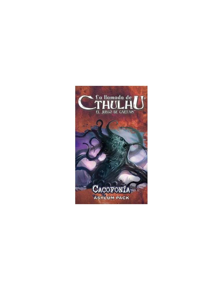 La Llamada de Cthulhu LCG - El Contrato de Yuggoth: Cacofonía