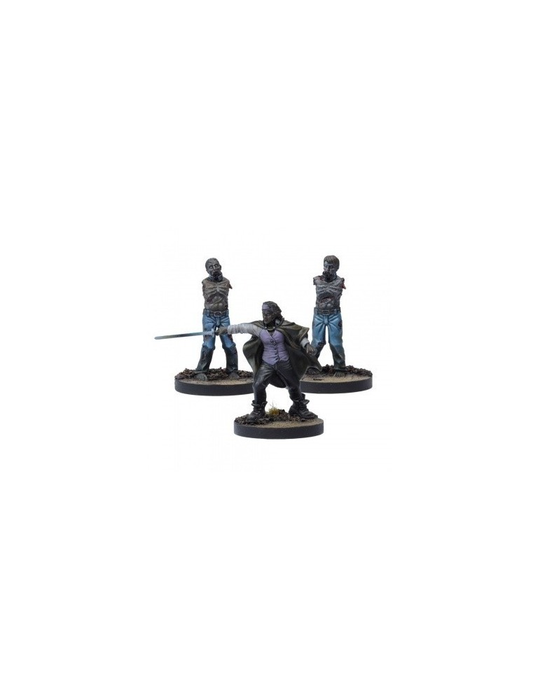 The Walking Dead: All Out War - Michonne Booster