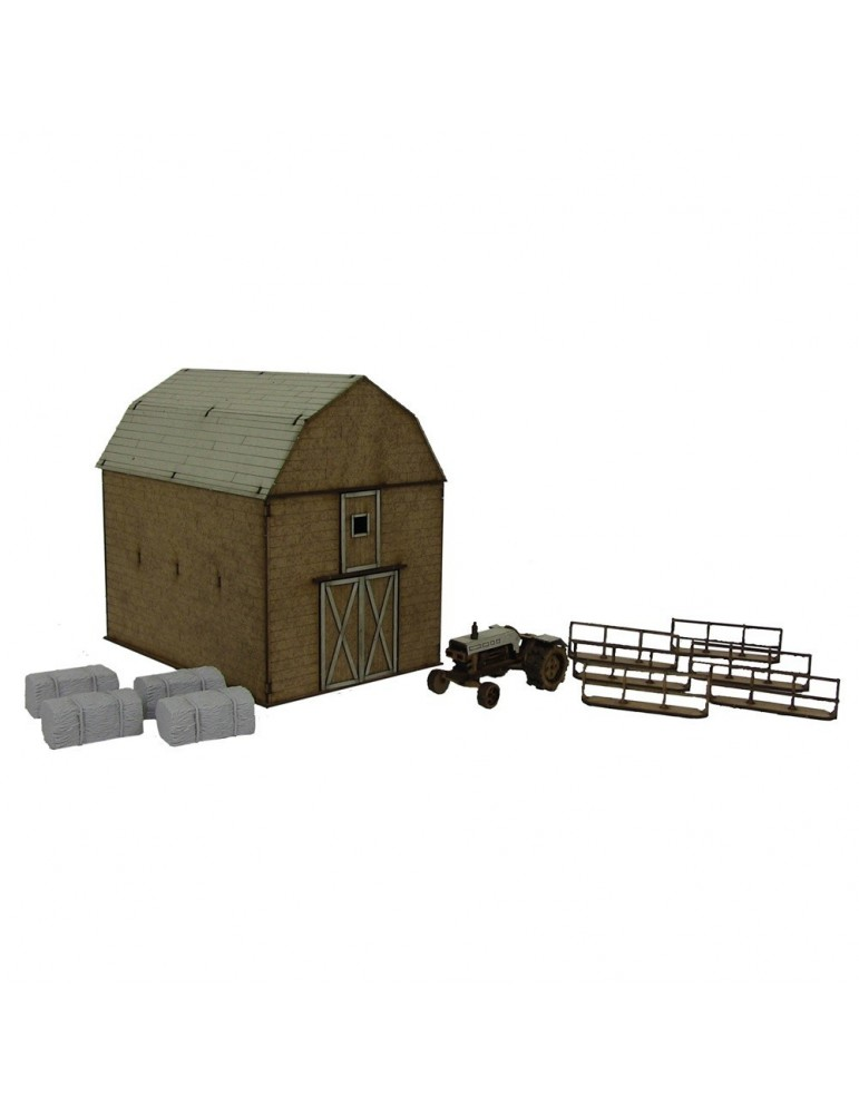 The Walking Dead: All Out War - Greene Family Farm Scenery Kit