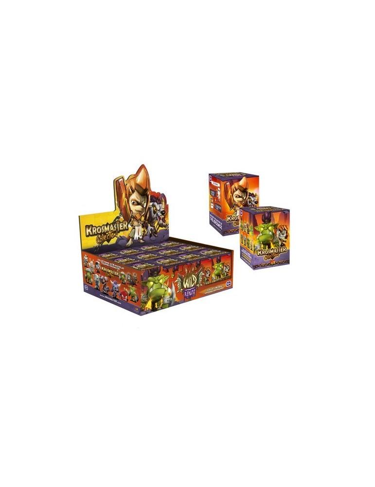 Krosmaster Arena Temporada 5: Wild Realms - Display 12 unidades