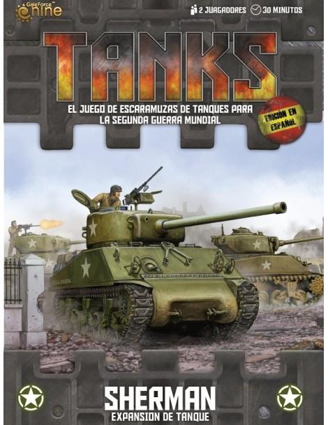 Tanks: Sherman