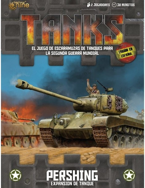 Tanks: Pershing