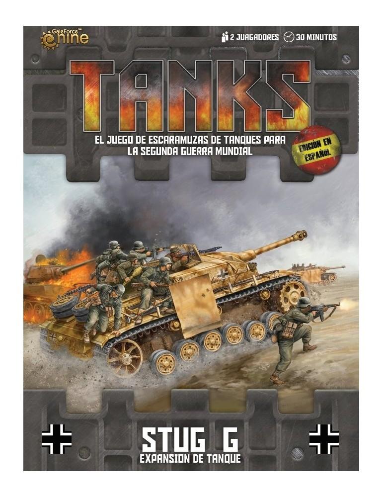Tanks: Stug G
