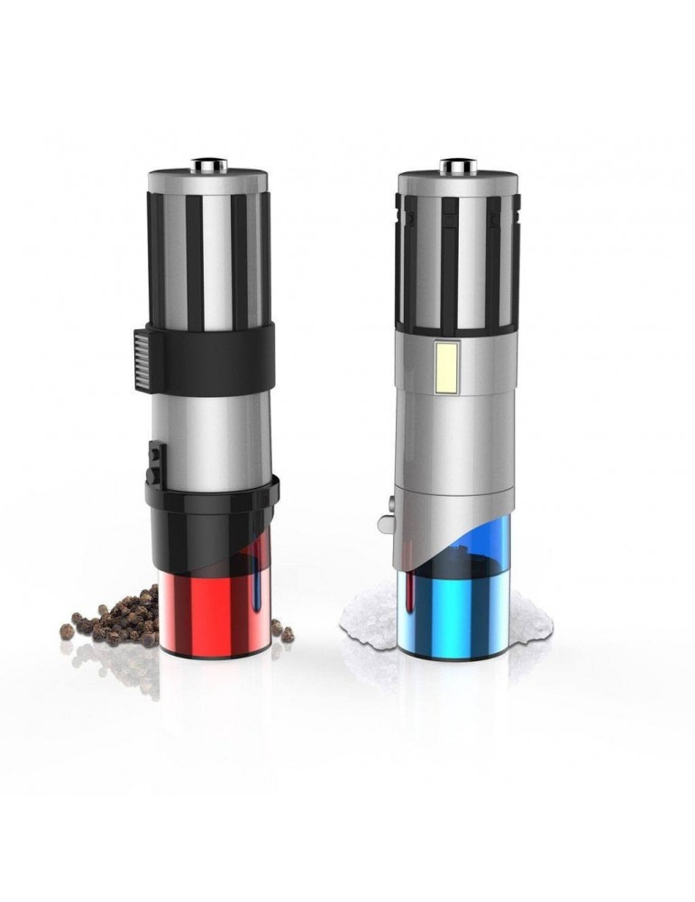 Salero y Pimentero Star Wars Lightsaber