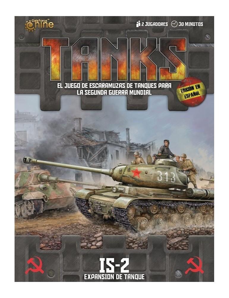 Tanks: IS-2