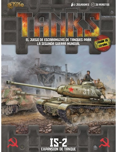 Tanks: IS-2