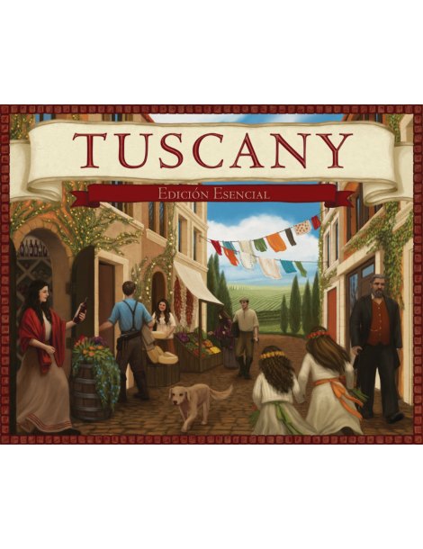 Tuscany: Edición Esencial (Castellano) + Promo