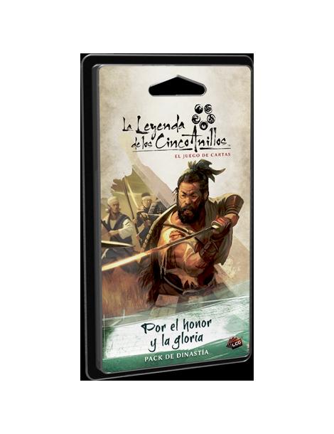 La Leyenda de los Cinco Anillos: el juego de cartas - Por el honor y la gloria