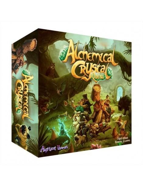 Alchemical Crystal Quest (Edición Kickstarter)
