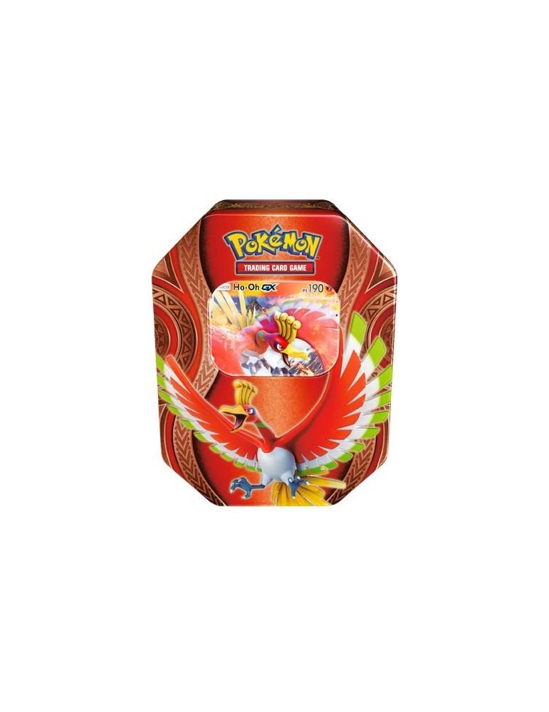 Pokémon JCC: Caja metálica Otoño 2017 (Ho-Oh-GX)
