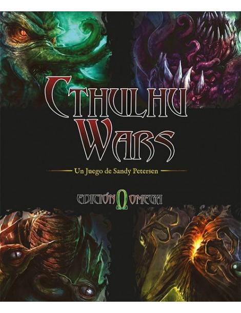 Cthulhu Wars Edición Limitada (Castellano)