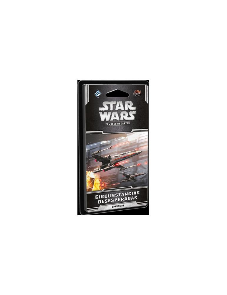Star Wars LCG - Ciclo Alianzas: Circunstancias desesperadas