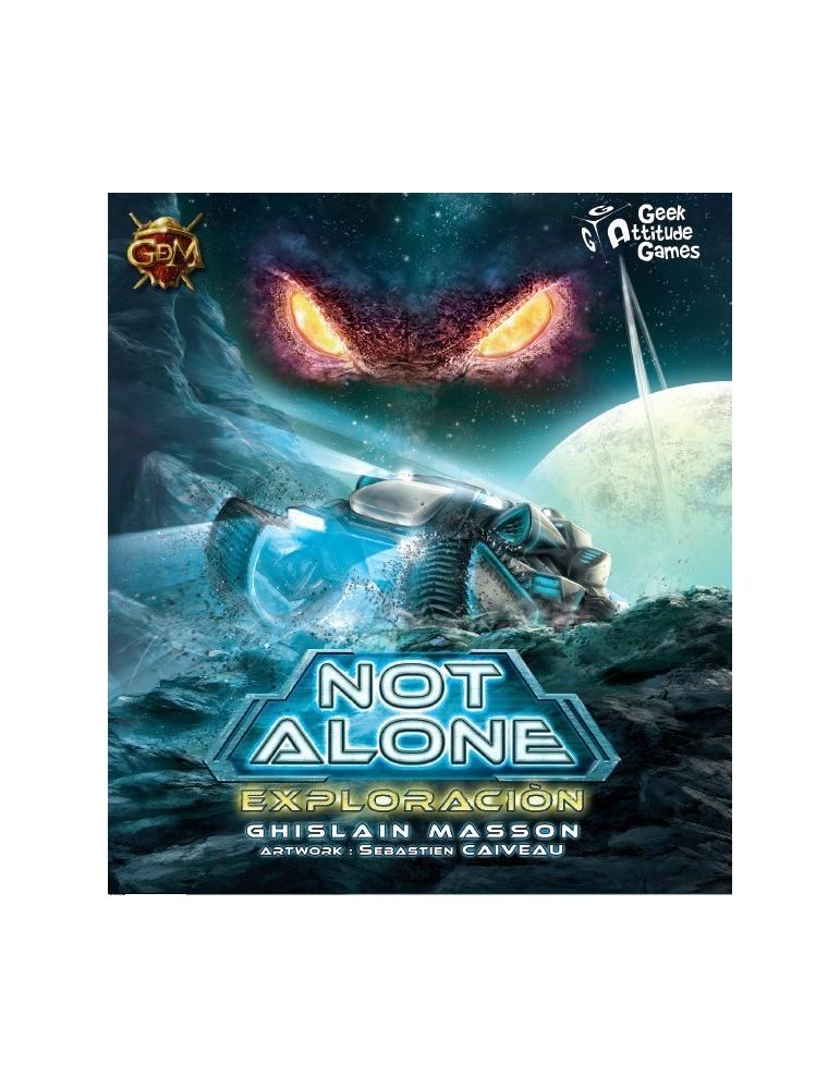 Not Alone: Exploración + Set de cartas promocionales