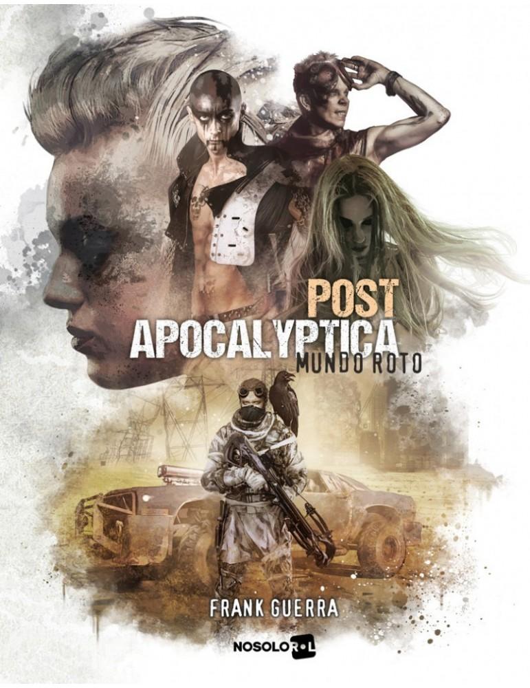 Postapocalyptica: Mundo roto + Copia Digital