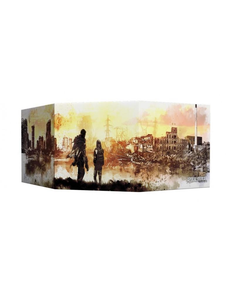 Postapocalyptica: Pantalla de DJ + Copia Digital