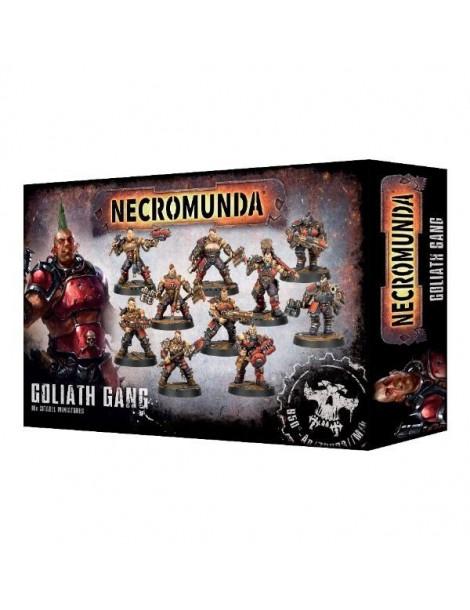Necromunda: Banda Goliath