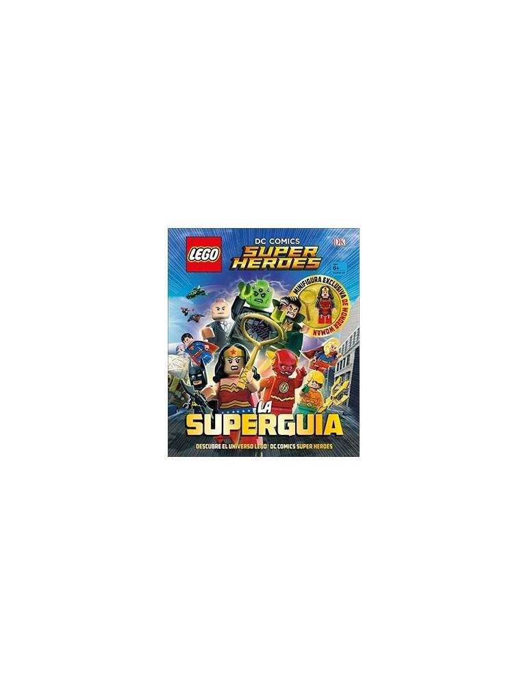 DC Comics Super Heroes: La Superguía