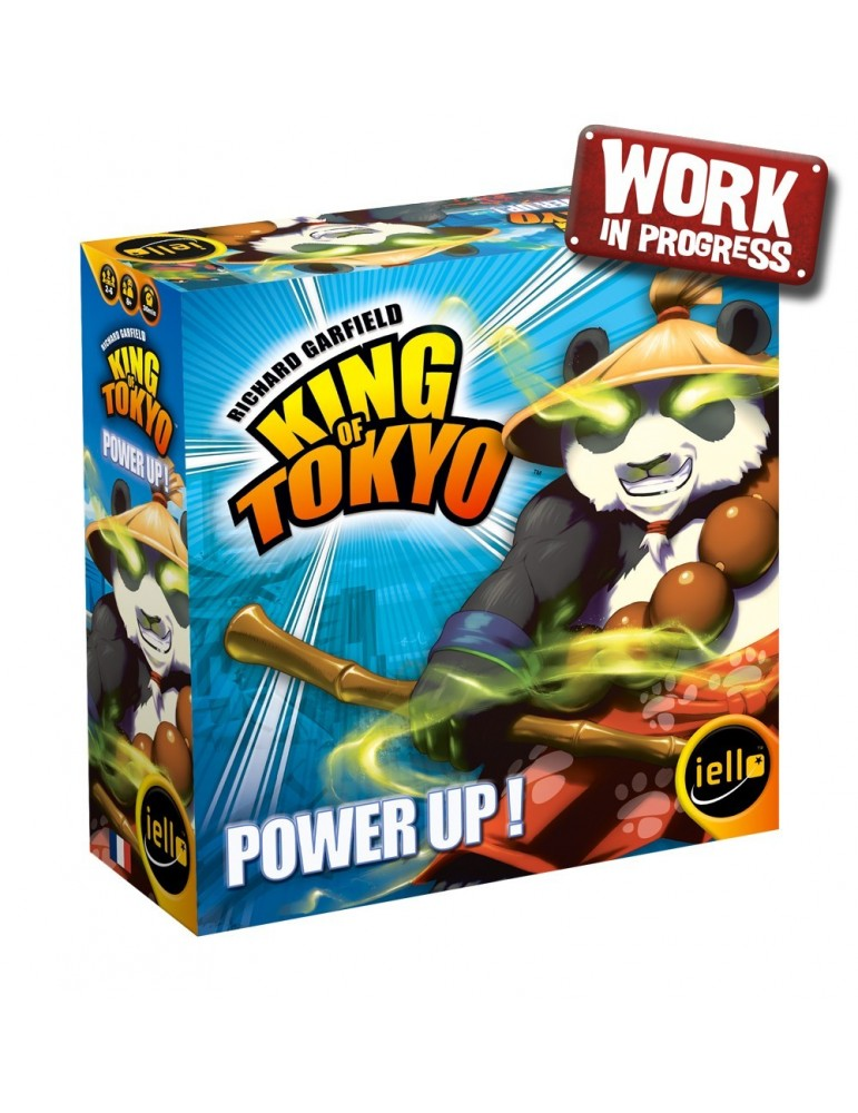 King of Tokyo: Power Up! (New Edition) (Inglés)