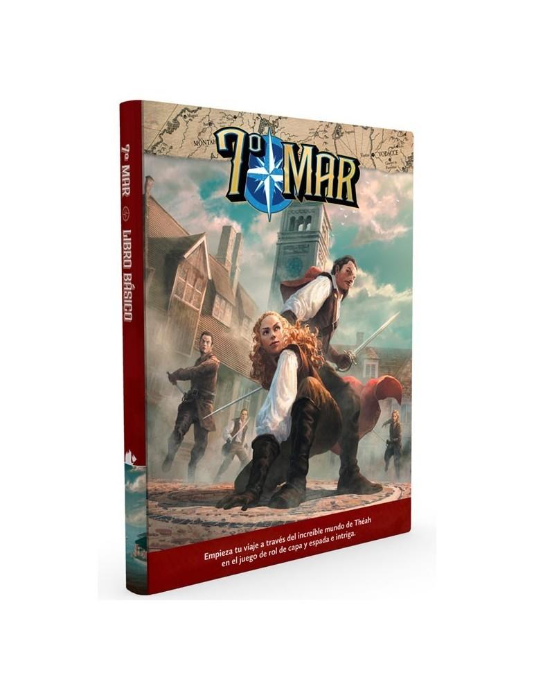 7º Mar (Edición Premium) + Copia Digital
