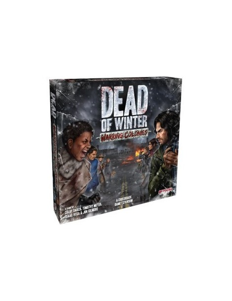 Dead of Winter: Warring Colonies (Inglés)