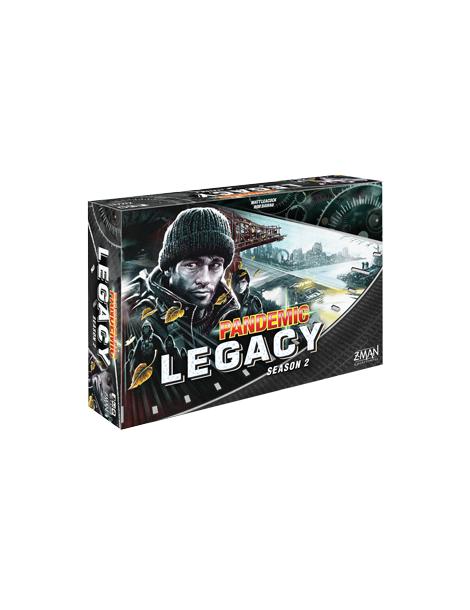 Pandemic Legacy: Season 2 - Black Edition (Inglés)