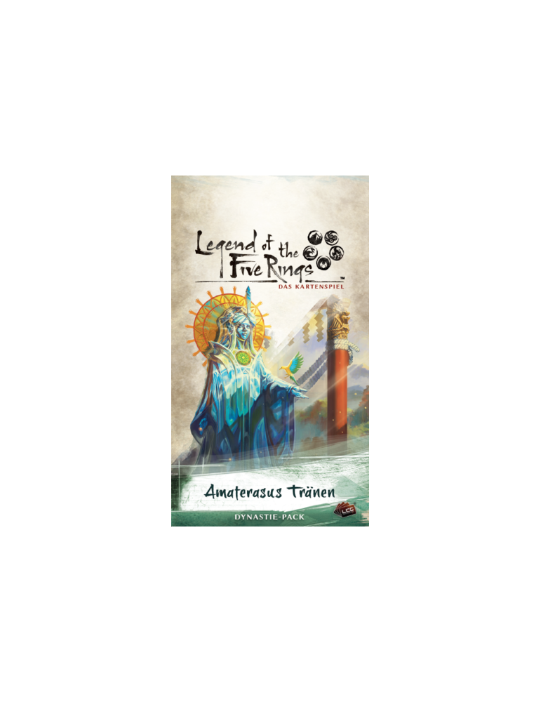 Legend of the Five Rings: The Card Game - Tears of Amaterasu (Inglés)