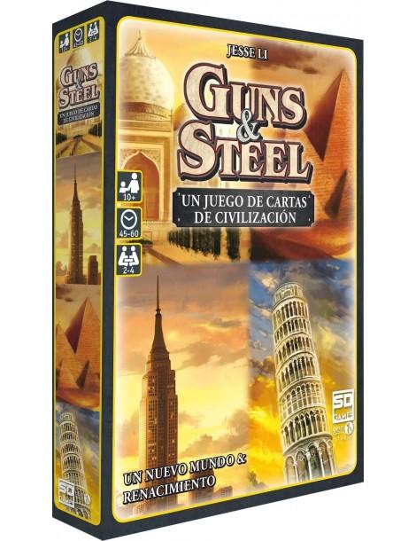 Guns & Steel (Castellano)