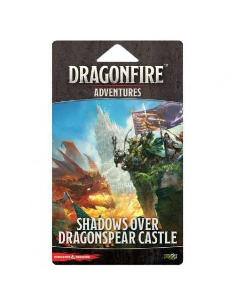 Dragonfire: Adventures - Shadows Over Dragonspear Castle Expansion