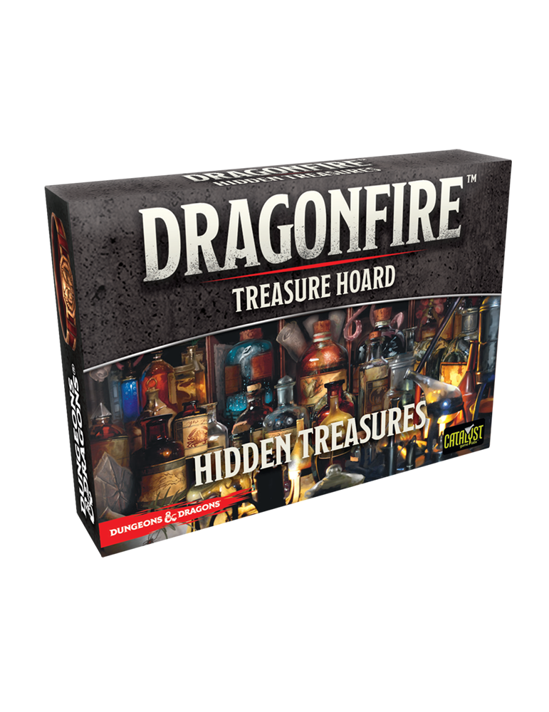 Dragonfire: Hidden Treasures